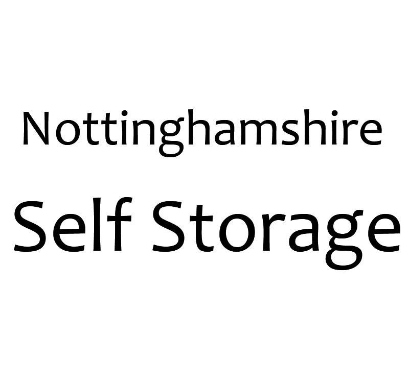 Nottinghamshire Self storage services